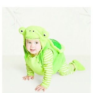 Other - Halloween Toddler hooded turtle costume
